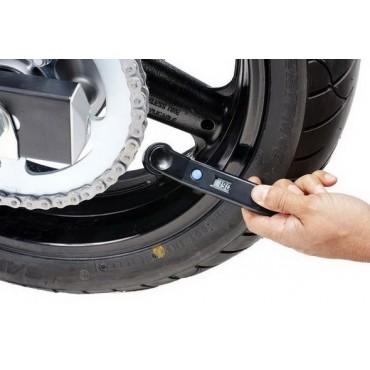 Merače tlaku pneumatík