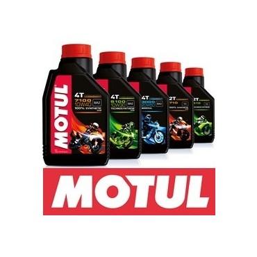 4T motocyklové oleje