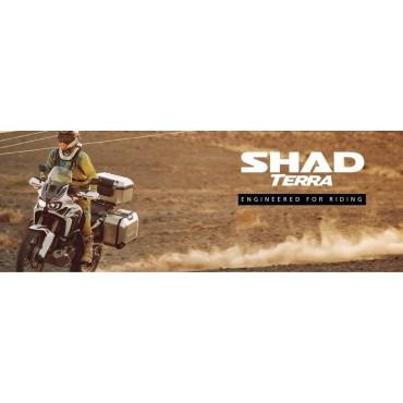 Hliníkové kufre SHAD TERRA 4P