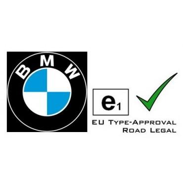 BMW homologizácia